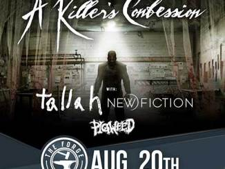 A Killer's Confession at The Forge on Monday, August 20, 2018