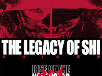 "Rise of the NorthStar album cover for ""Legacy of Shi"""