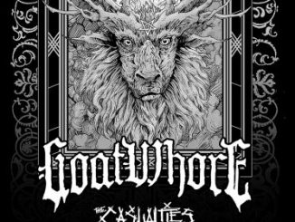 GoatWhore at Reggies: Wednesday, November 21, 2018