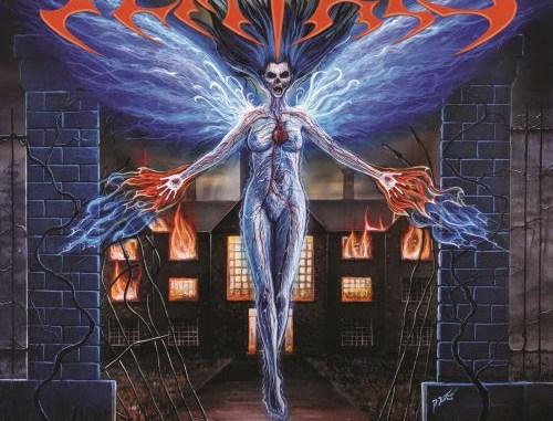 """Temtris album cover for """"Rapture"""""""