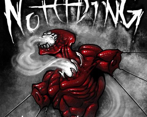 """Nothing album cover for """"Dead Space / Dead Inside"""""""