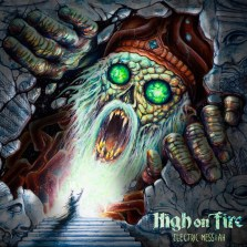 High On Fire album cover