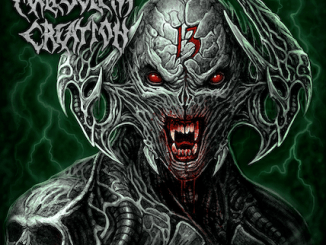 Malevolent Creation - The 13th Beast album cover