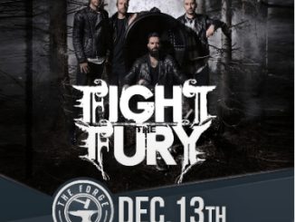 Fight the Fury at The Forge on Thursday, December 13, 2018