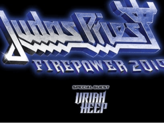 Judas Priest and Uriah Heep at Rosemont Theatre Saturday, May 25, 2019