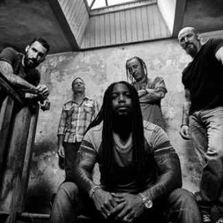 Sevendust at The Apollo Theatre AC Thursday, May 9, 2019
