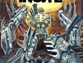 Incite - built to destroy album cover