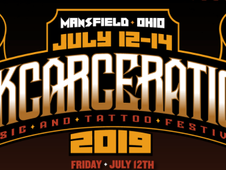 Inkcarceration 2019 on July 12-14, 2019