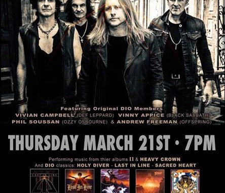 Last In Line at Cheers in Midlothian, IL - Thursday, March 21, 2019 at 7:00 pm