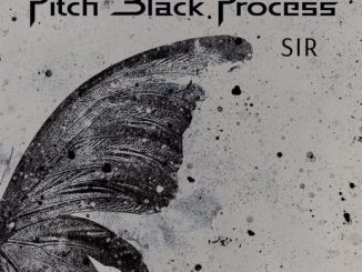 """pitch black process - album cover for """"Sir"""""""