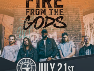 Fire From the gods at The Forge on Sunday, July 21, 2019