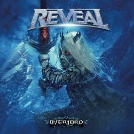 "Reveal album cover for ""Overlord"""