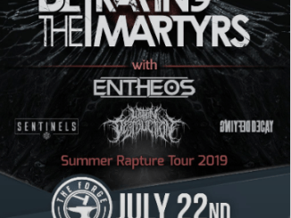 Betraying the Martyrs at The Forge in Joliet, IL on Monday, July 22, 2019