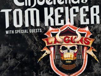 Cinderalla's Tom Keifer and L.A. Guns @Arcada Theatre