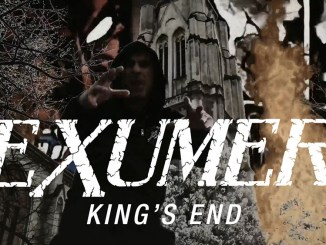 "Exumer Releases video for new release, ""King's End"""