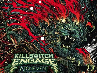 """Killswitch Engage album cover for """"Atonement"""""""