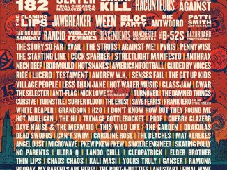 15th Annual Riot Fest at Douglas Park on September 13-15, 2019