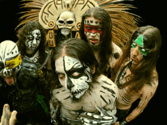 Cemican - Voodoo witch doctors with tribal paint