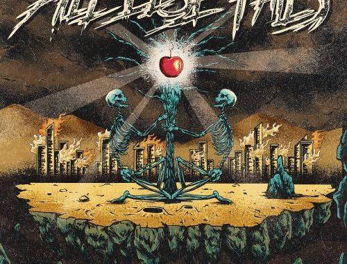 "All Else Fails - album cover for ""The False Sanctuary"""