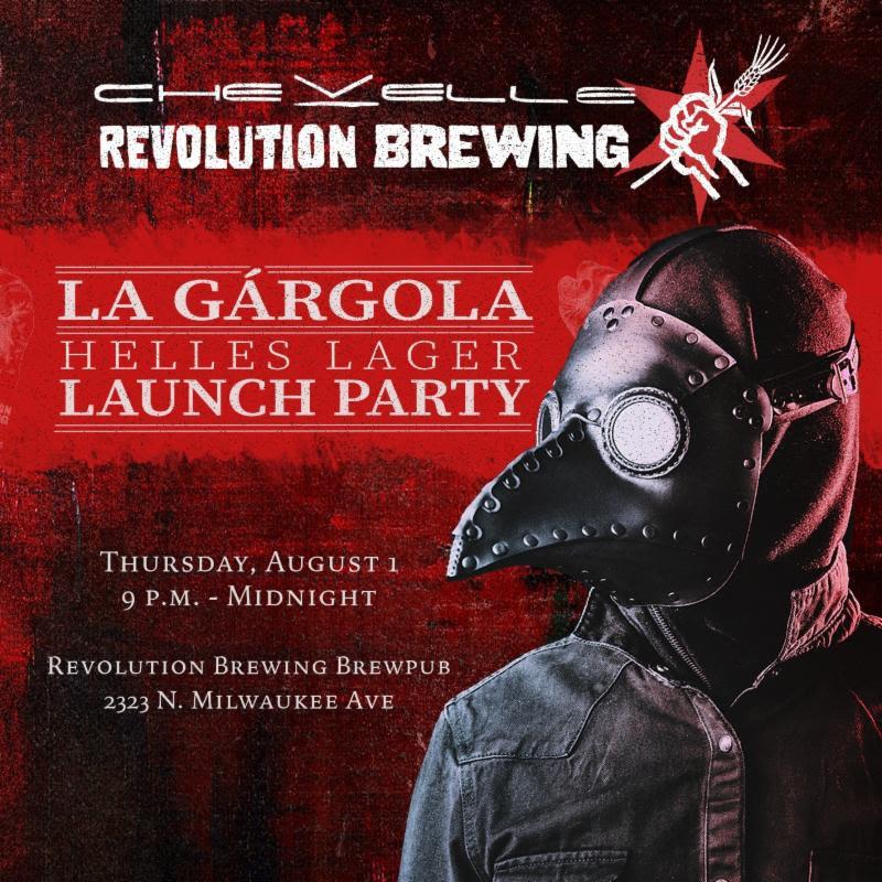 La Gargola Release Party with Chevelle