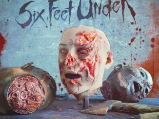 Six Feet Under Releases new album Nightmares Of The Decomposed on October 2, 2020 - Rebel Radio