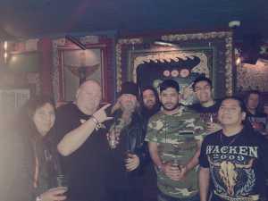Children of Bodom tour - 11282016