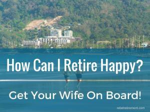 How Can I Retire Happy? - Rebel Retirement