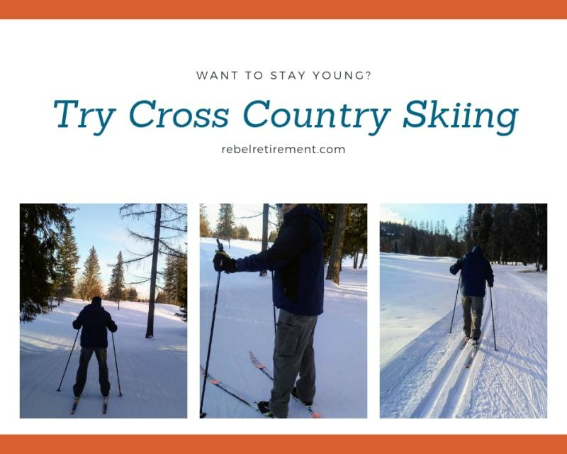 Cross Country Skiing-Rebel Retirement
