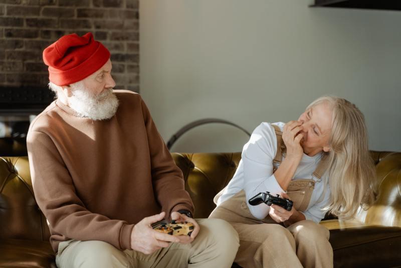 Older Couple - Rebel Retirement
