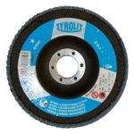 Disc lamelar 178 mm ZA40 Tyrolit - 580650