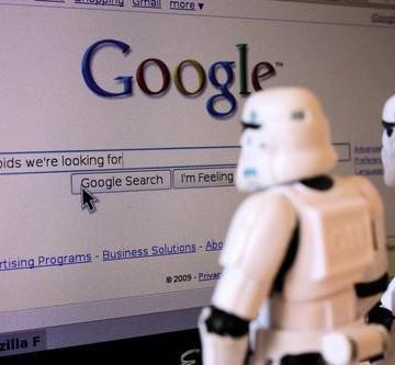Star Wars Google Droids