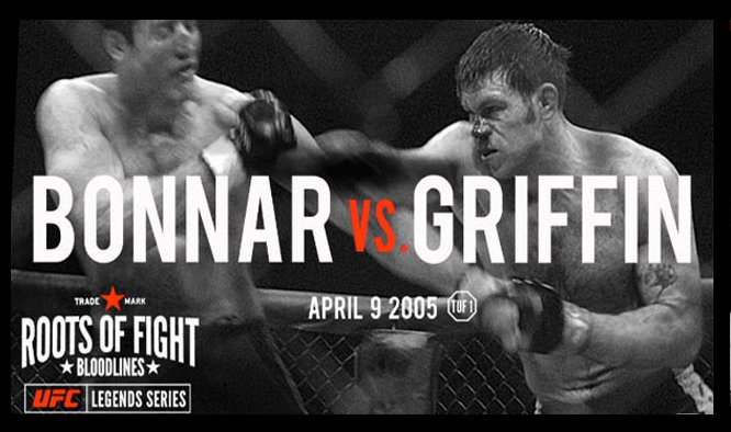 Griffin v Bonnar TUF1 – The Night That Changed UFC