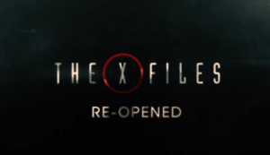 xfiles reopened