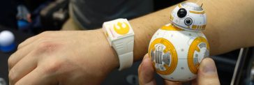 Control Star Wars BB-8 Droid using the force (midi-chlorians not included)