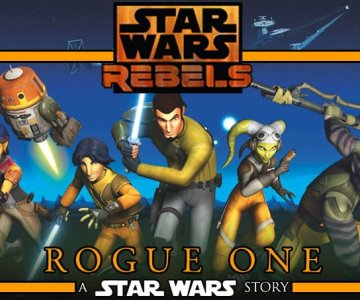 Will there be a Rogue One / Stars Wars Rebels Crossover?