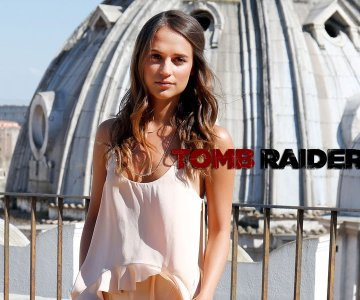 Tomb Raider – Alicia Vikander is the new Lara Croft