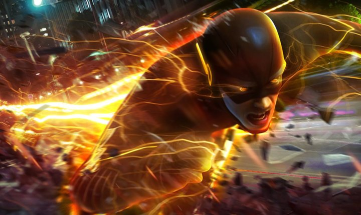 The Flash movie is down one director