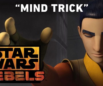 Star Wars Rebels Season 3 – Mind Trick – Steps Into Shadow Preview