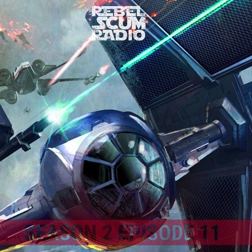 Rebel Scum Radio Tie Fighter