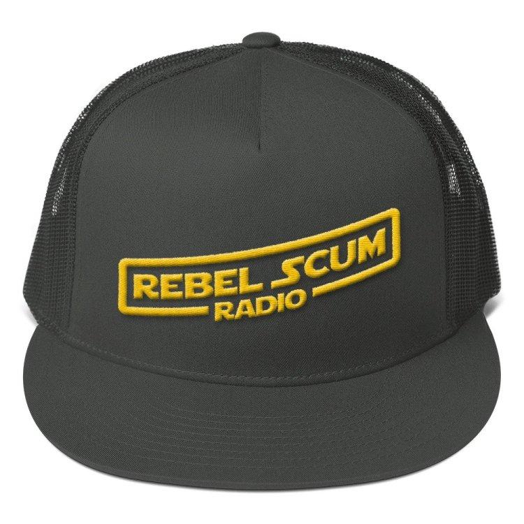 Rebel Scum Radio Cap