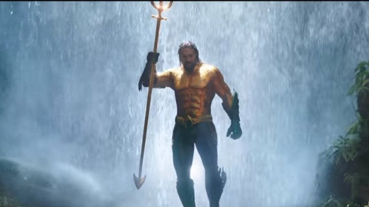 Aquaman Extended