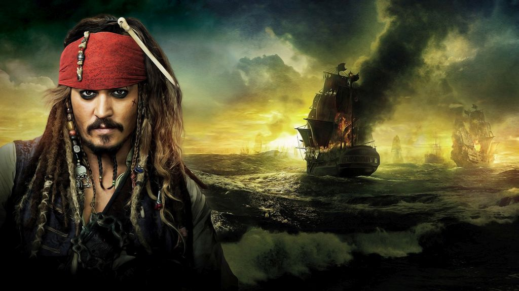 Prompt #299: Pirates
