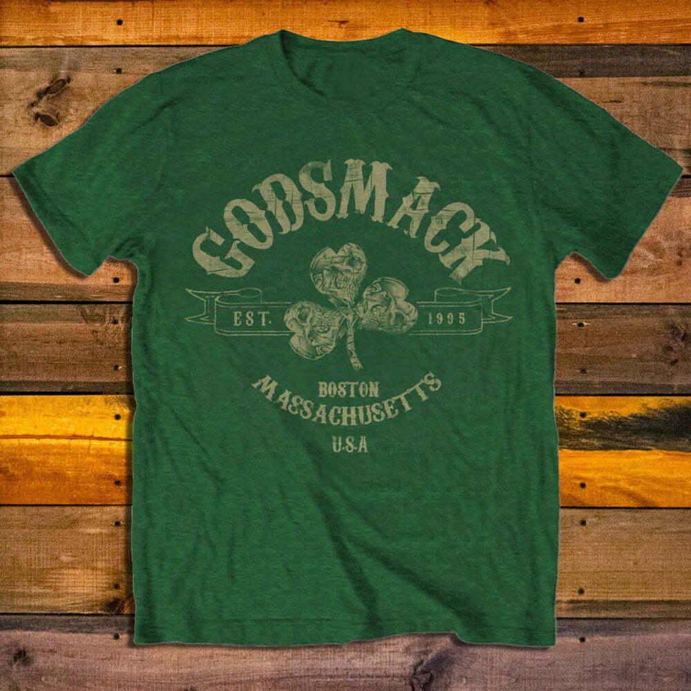 Godsmack Celtic zelen