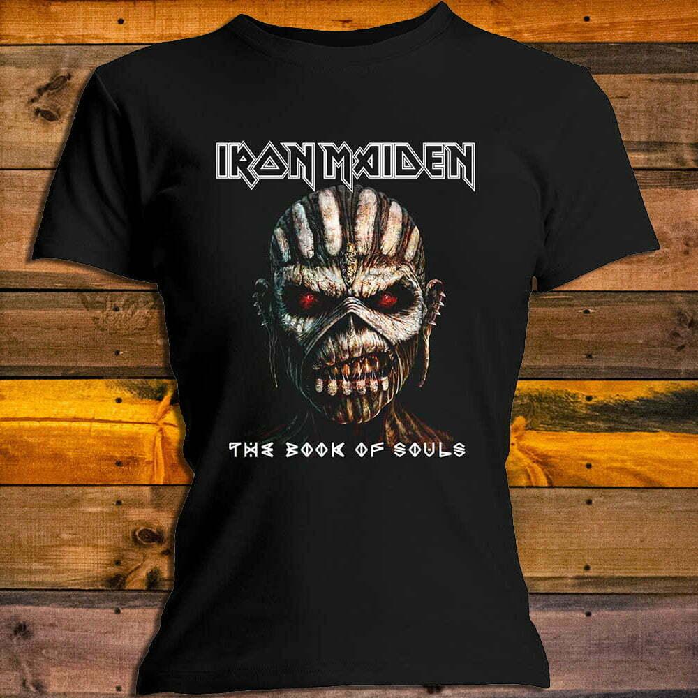 Iron Maiden - The Book Of Souls damska