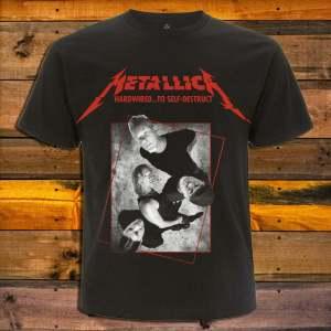 Metallica Hardwired Band