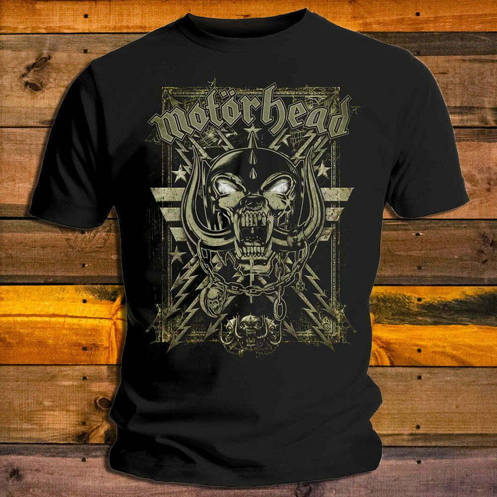 Motorhead Spider Webbed War Pig