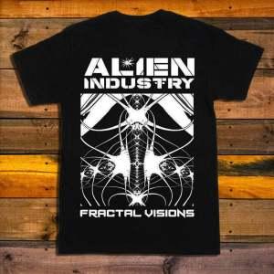 Тениска Alien Industry Fractal Visions