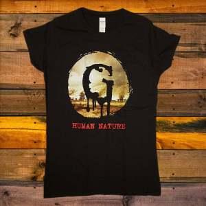 Дамска Тениска Gwendydd Human Nature