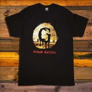 Тениска Gwendydd Human Nature