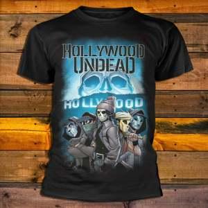 Тениска Hollywood Undead Crew